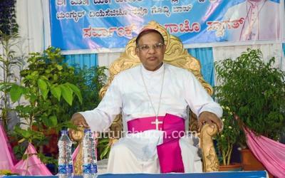 'Recitation of the Rosary unites the Family' : Bishop Peter Paul Saldanha
