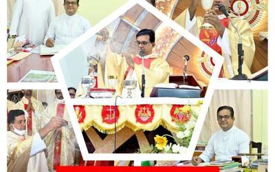 Happy 24th Ordination Anniversary Dear Fr Lawrence