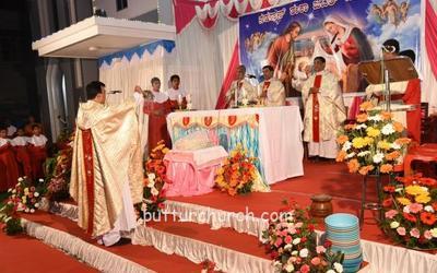 Nativity of Lord Jesus 2017 celebrated