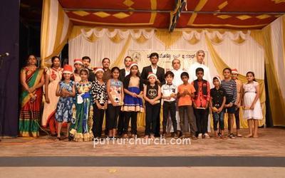 Christmas Eve celebration held by Don Bosco Association